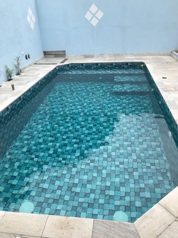 Construção de Piscinas Residencial Valor Itanhaém - Construção de Piscinas Vinil