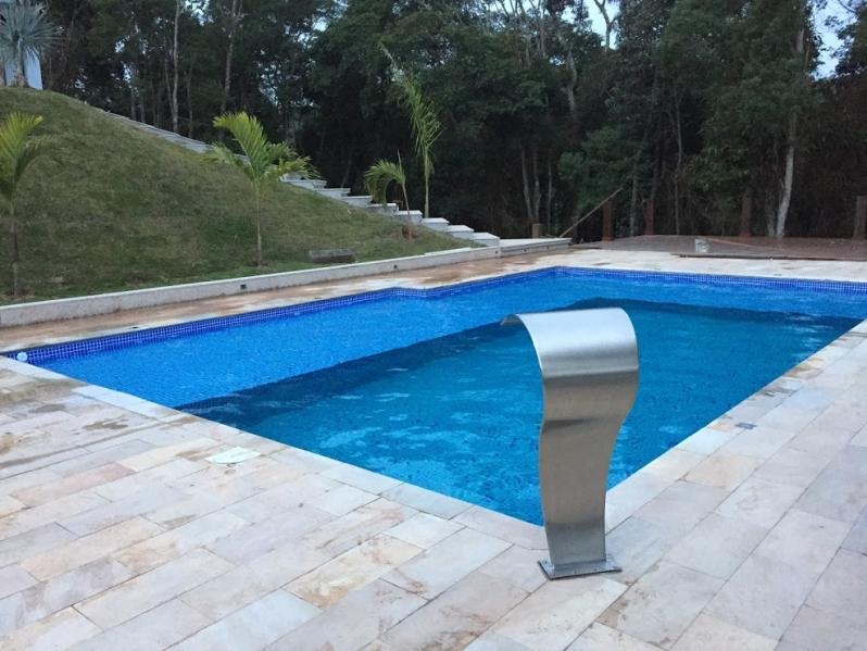 Orçamento de Construção de Piscinas Vinil Guarujá - Construção de Piscinas Residencial