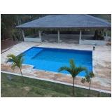 construção de piscina de vinil Ilha Bela