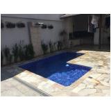 construção de piscina vinil Jardim Suzano