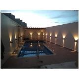 construção de piscinas para residência