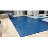 construção de piscinas de alvenaria Ilha Bela