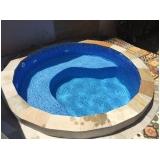 construção de piscinas pequenas valor Santa Isabel