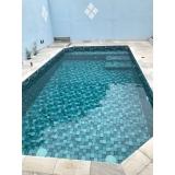 construção de piscinas residencial valor Ilha Bela