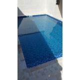 construção de piscinas sob medida Suzano