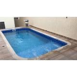 construção de piscinas vinil Guararema