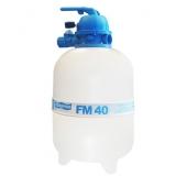 filtro de água piscina