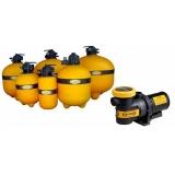 filtros para piscina externo Poá