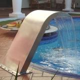 retornos de piscina de alvenaria Poá