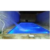 serviço de construção de piscinas residencial Guarujá
